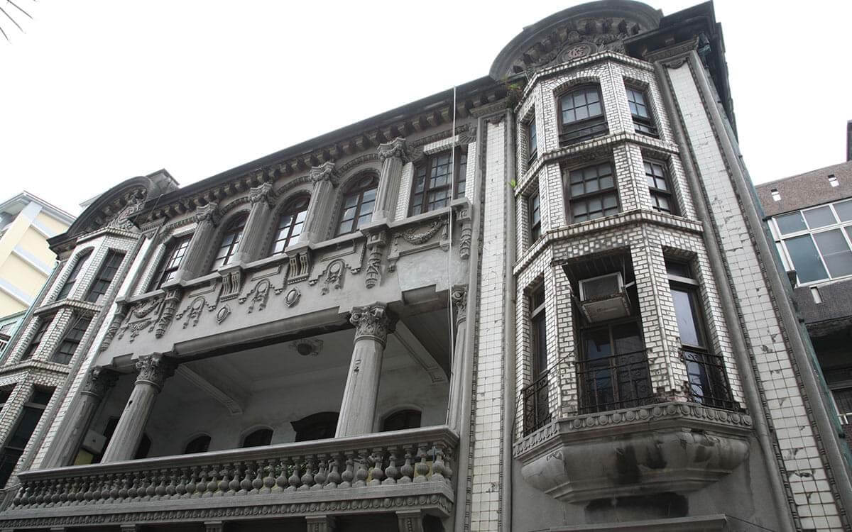 The Historic Residence of Chen Tien-Lai