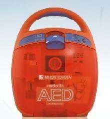 AED 设备示意图