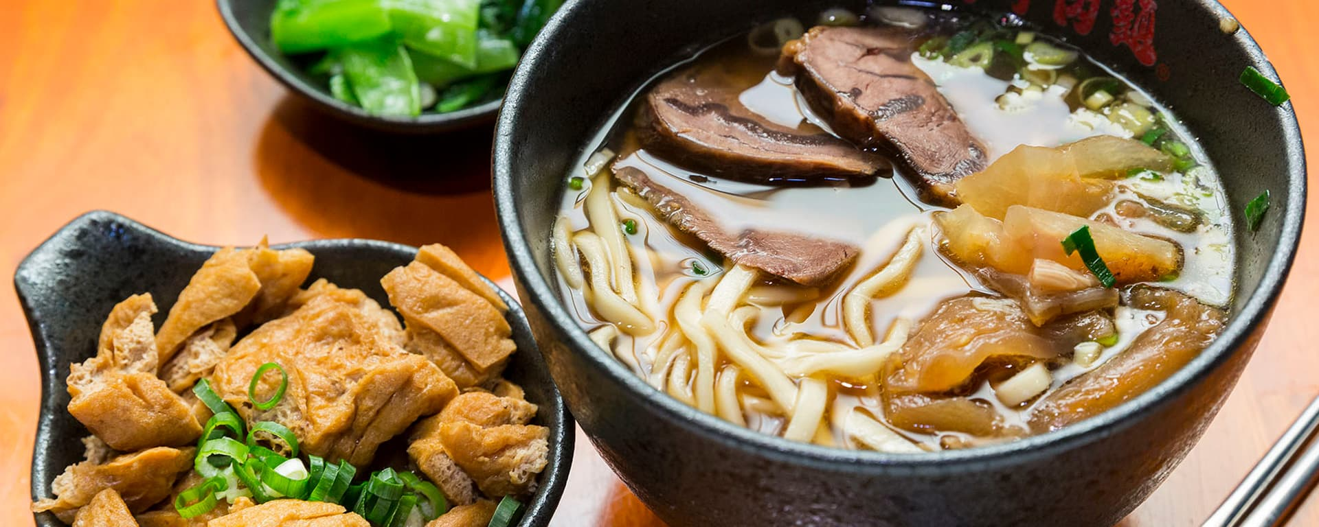 A Taster's Guide to Taipei
