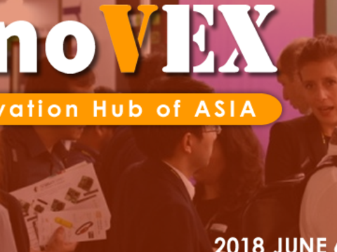 InnoVEX 2018 Starts on June 6, Reaching New Heights