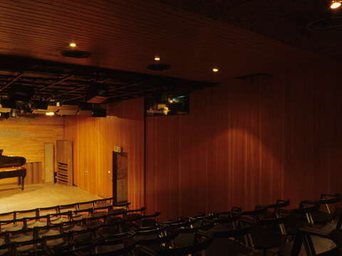 Forum Music Auditorium