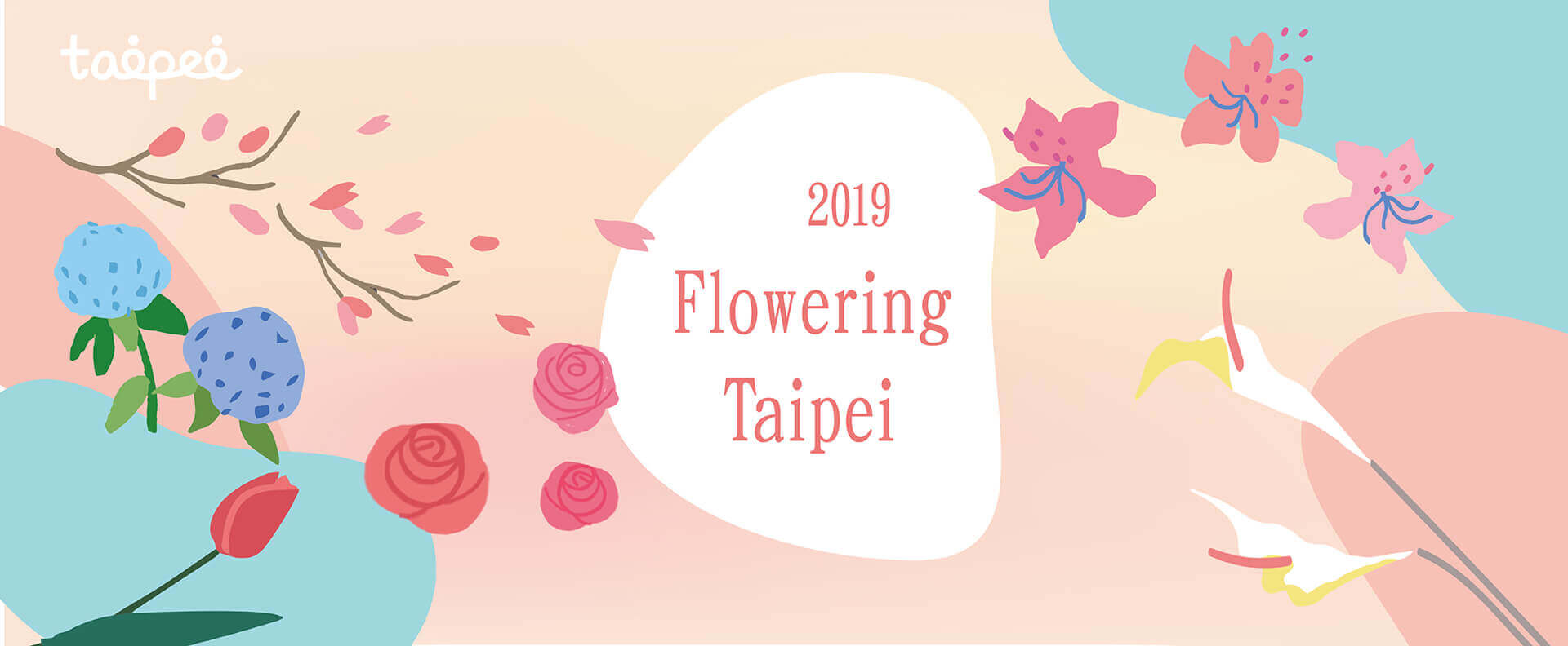 2019 Flowering Taipei(Open Window)