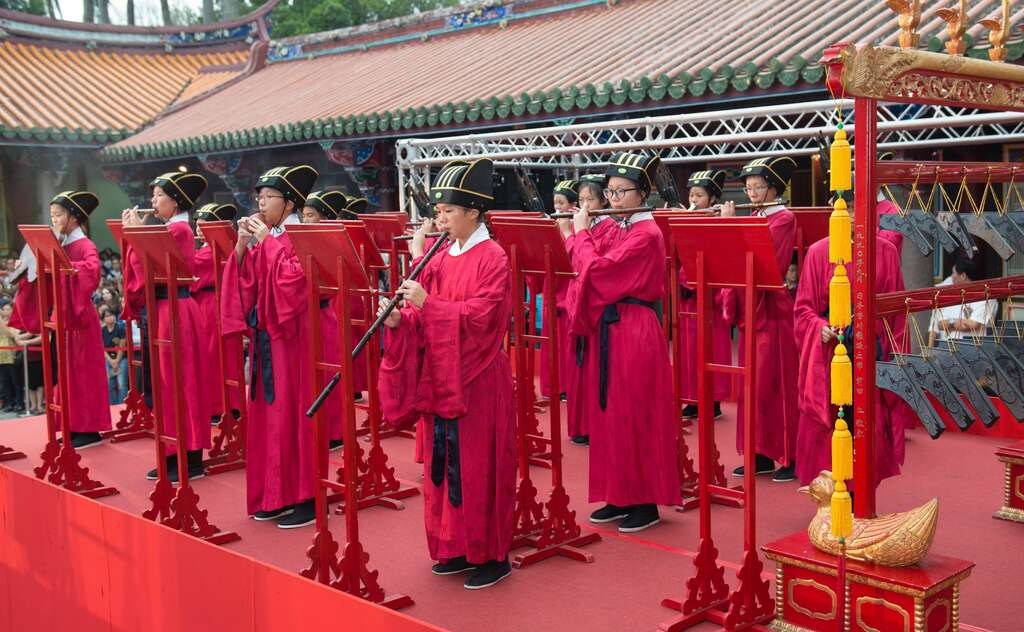 Confucian Day Ceremony to Take Place September 28