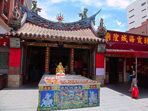 Xiahai City God Temple