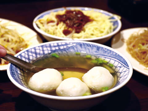 Yu Hong Fu Fuzhou Fish Ball (Photo/Taiwan Scene)