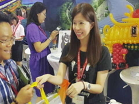 Hello Vietnam! TPEDOIT Takes Part in Vietnam Travel Expo