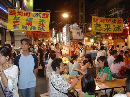 Raohe Street Tourist Night Market