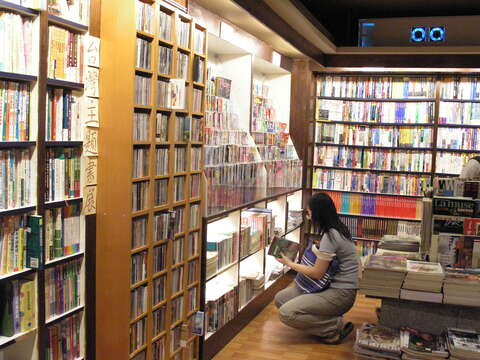 A Tour of Bookshops and Culture in Gongguan