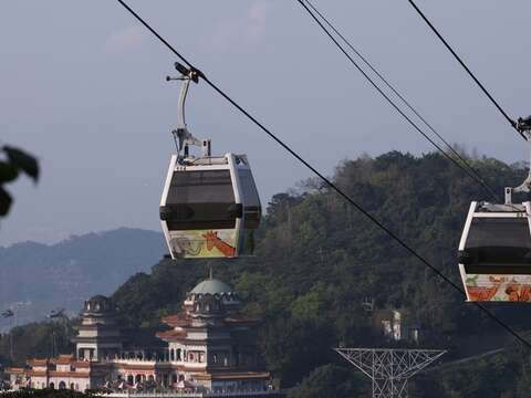 Maokong Gondola County/City Week Campaign Offers Ride at NT$50