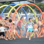Dajia Riverside Park Water Fun Starts June 10