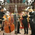 MRT Trains Turned into Mobile National Theater & Concert Hall