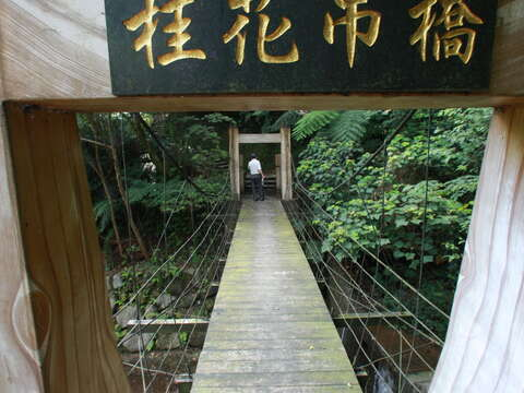 Guihua Suspension Bridge Trail