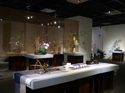 Floral Art Exhibit Kicks Off at Discovery Center of Taipei on March 14