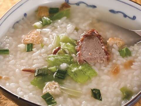 TAIPEI SPRING 2018 Vol.11  The Ideal Taiwanese Breakfast:  Authentic Salty Congee