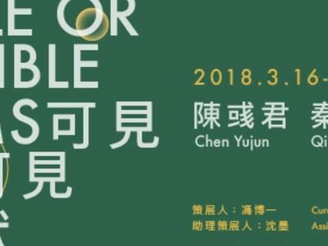 Visible or Invisible Forms: Chen Yujun, Qin Qi, and Xu Xiaoguo