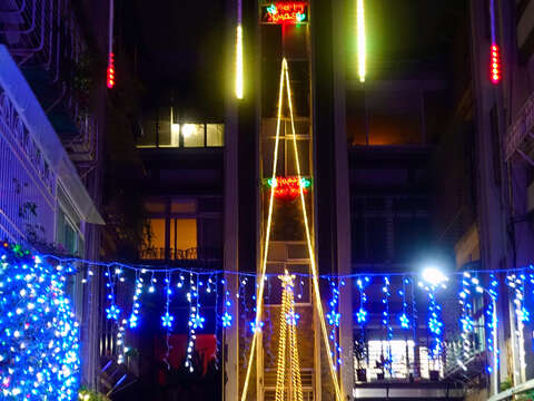 Jiqin Christmas Alley